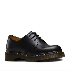 Dr. Martens 1461 Smooth Black classic 3 eye women